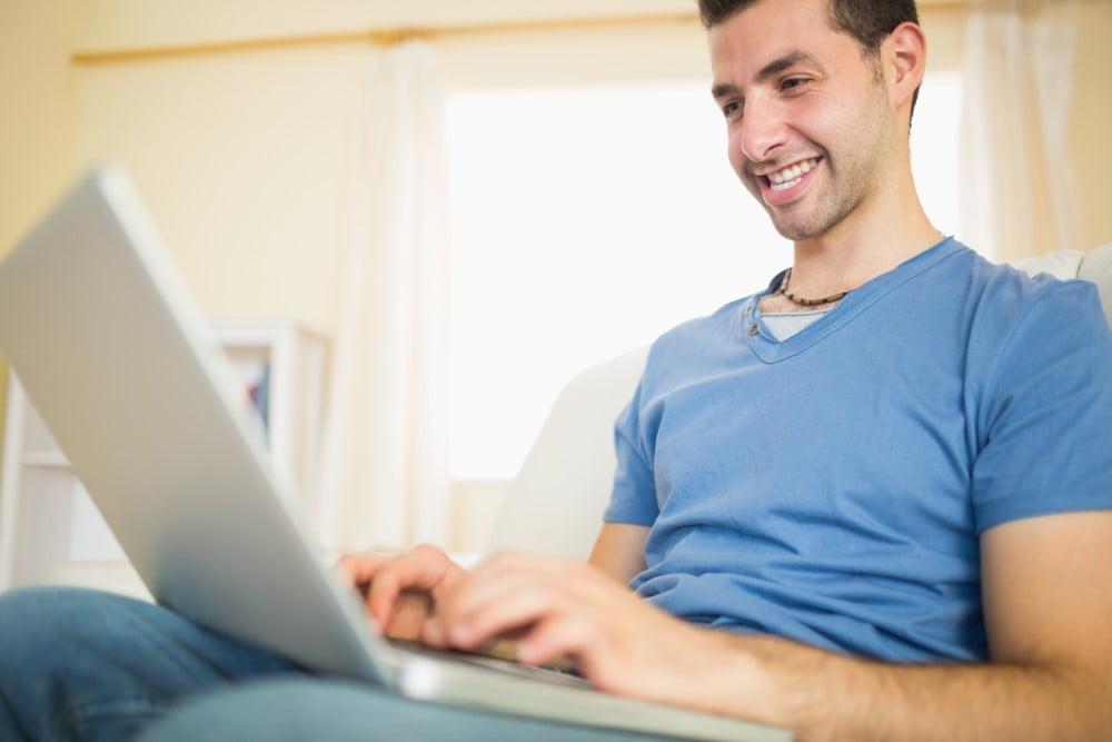 Ønsker han sig en ny computer, så giv ham en brugt bærbar